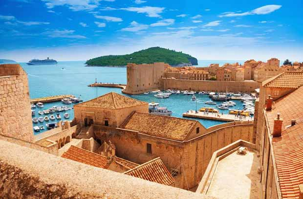 Dubrovnik one of most popular cities on Balkans
