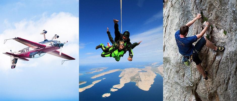 Multi activity adventure holiday in Croatia
