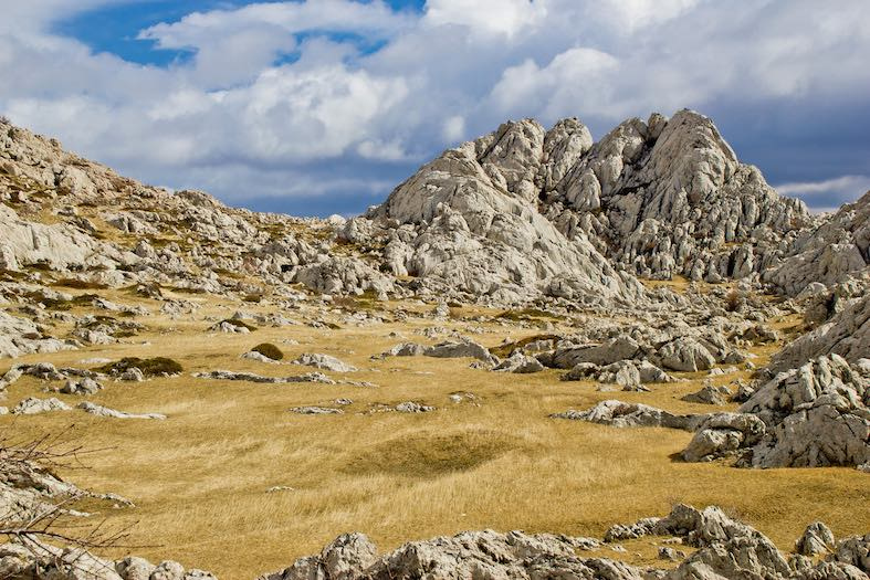 Dinaric Alps Velebit