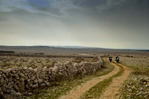 Croatia adventure moto tours