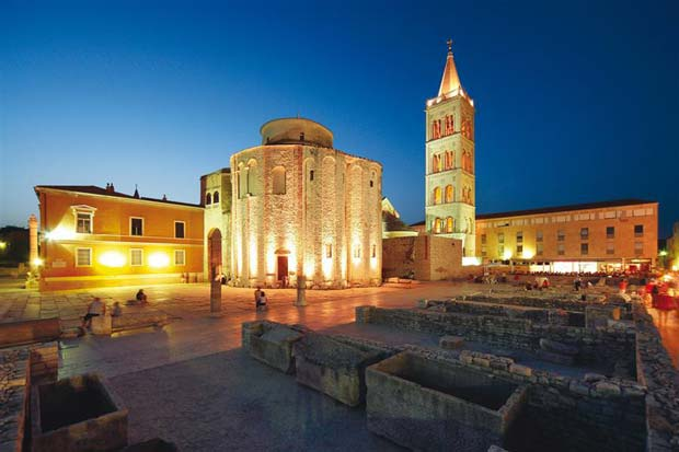 Church of Saint Donatus in Zadar
