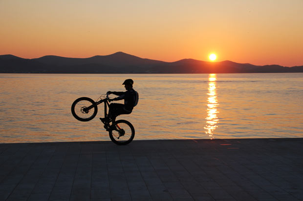Zadar for adventure holiday on Mediterranean