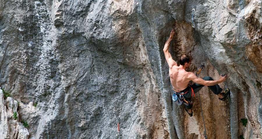 Climbing Paklenica Croatia