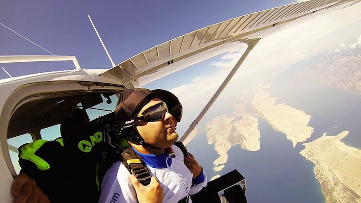 skydiving zadar testimonial t.loftus