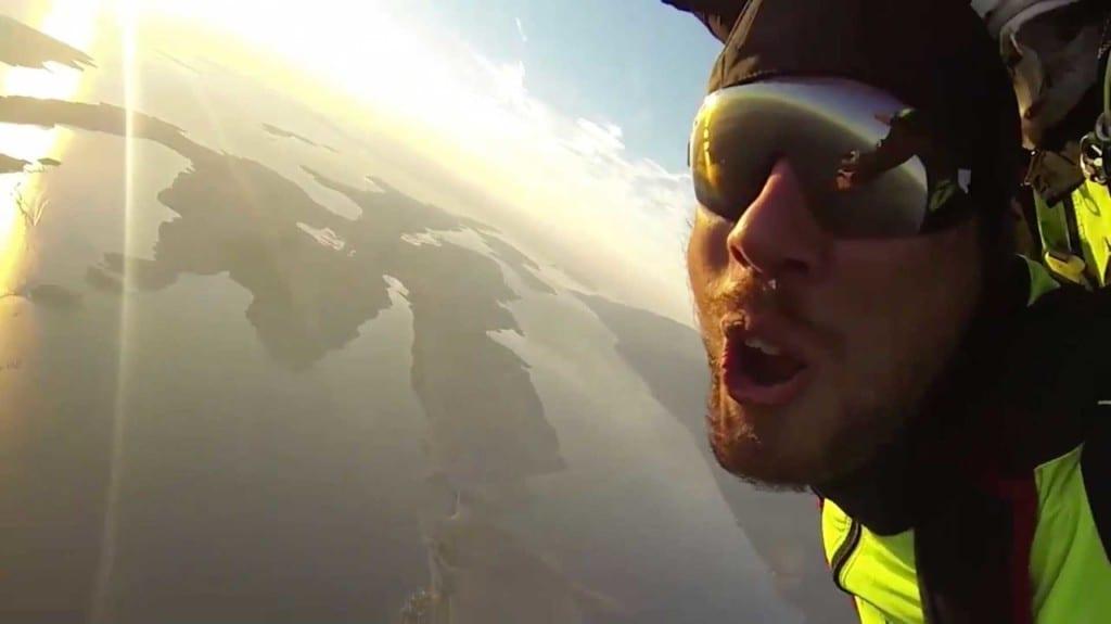 skydiving zadar testimonial - t.skrbic