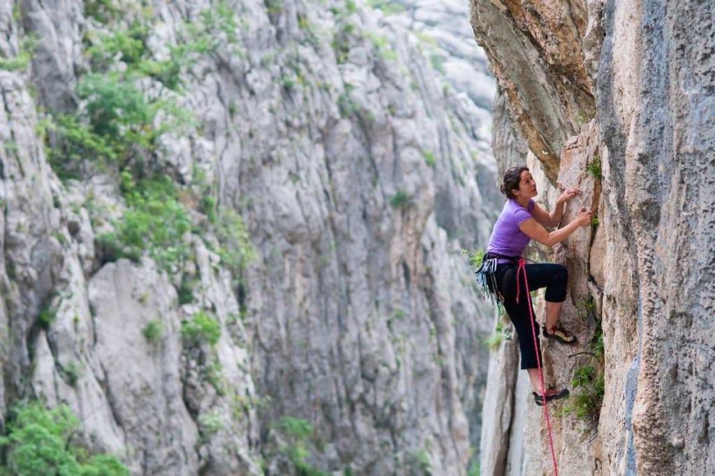 Climbing-Croatia