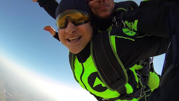 Skydive in Croatia with ADV