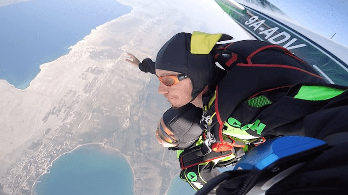 Skydiving Croatia in Zadar