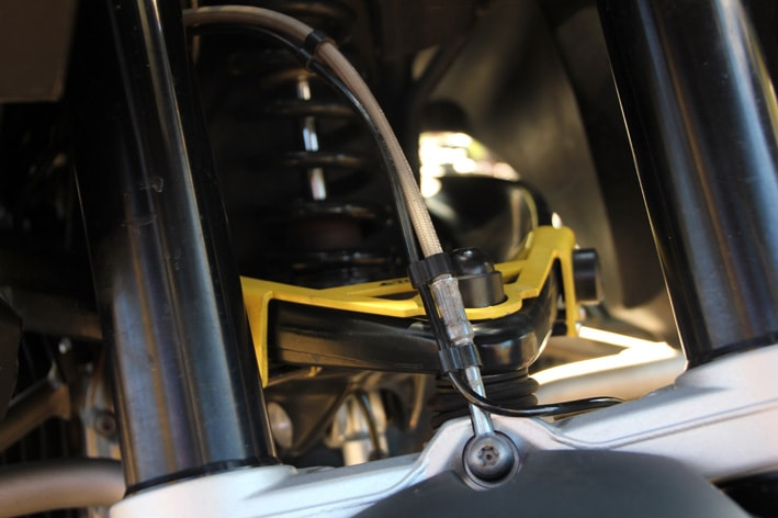14 modifications for BMW R1200GS Adventure   ADV