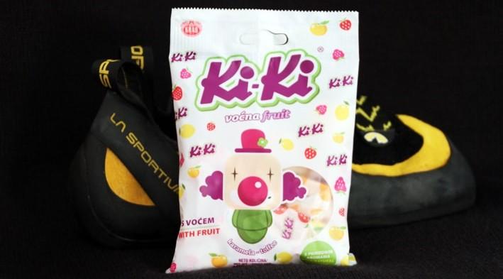 Kiki candy product of Croatia