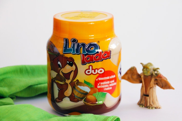 Linolada product of Croatia