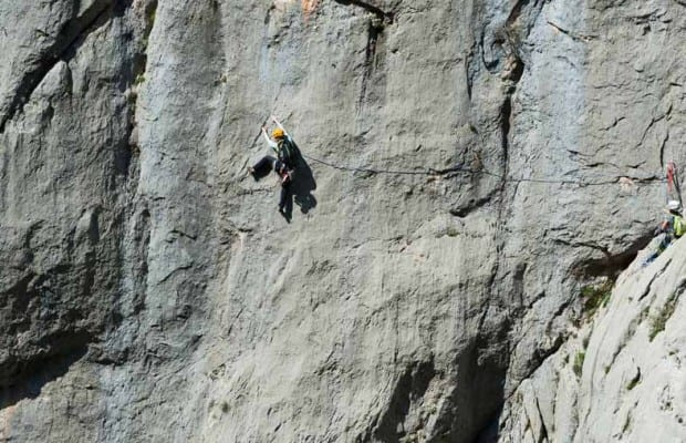 climbing adventure in croatia