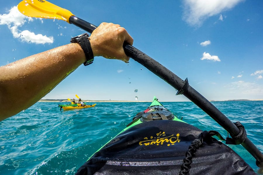 Sea Kayaking Zadar Croatia