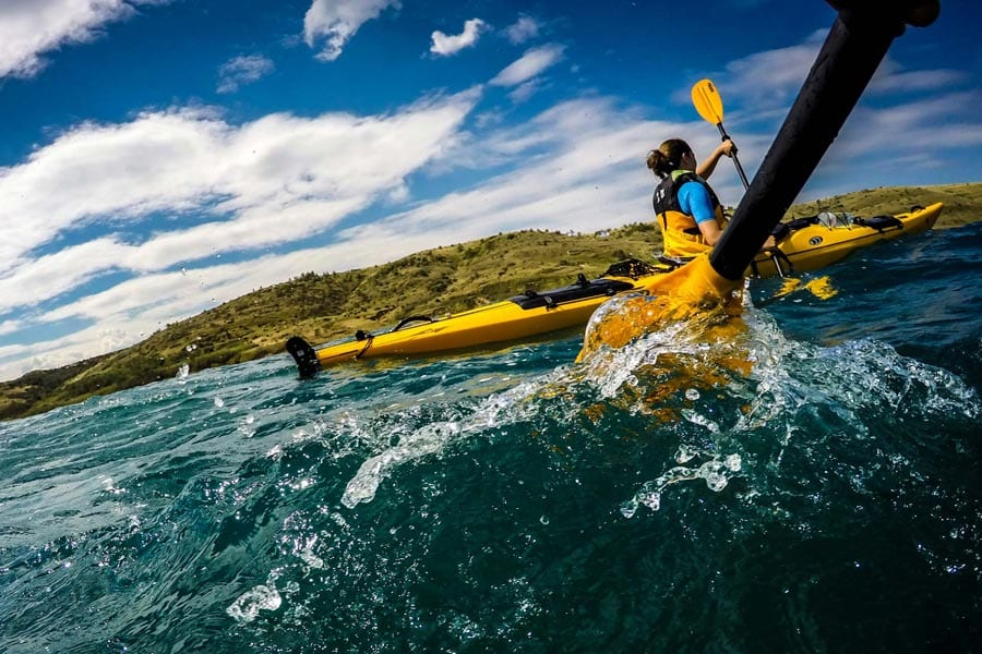 Sea Kayaking Tour Zadar Pag