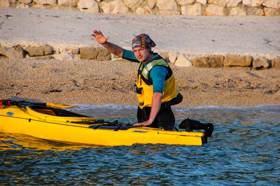 ADV Sea Kayaking Guide